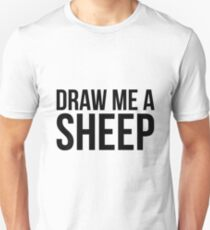 Draw me a sheep T-Shirt