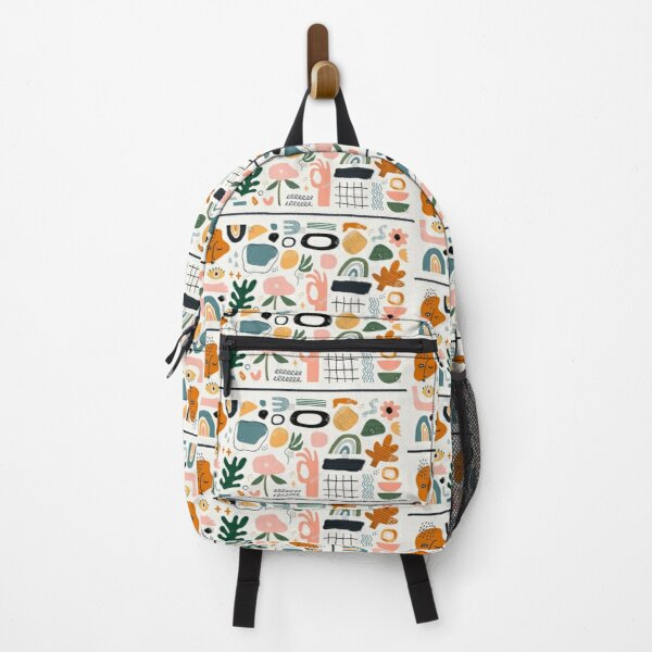varied imagination Backpack