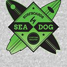 Surfboards By Sea Dog by pjwuebker