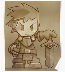Stonehearth Knight Poster