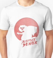 Justice Beaver T-Shirt