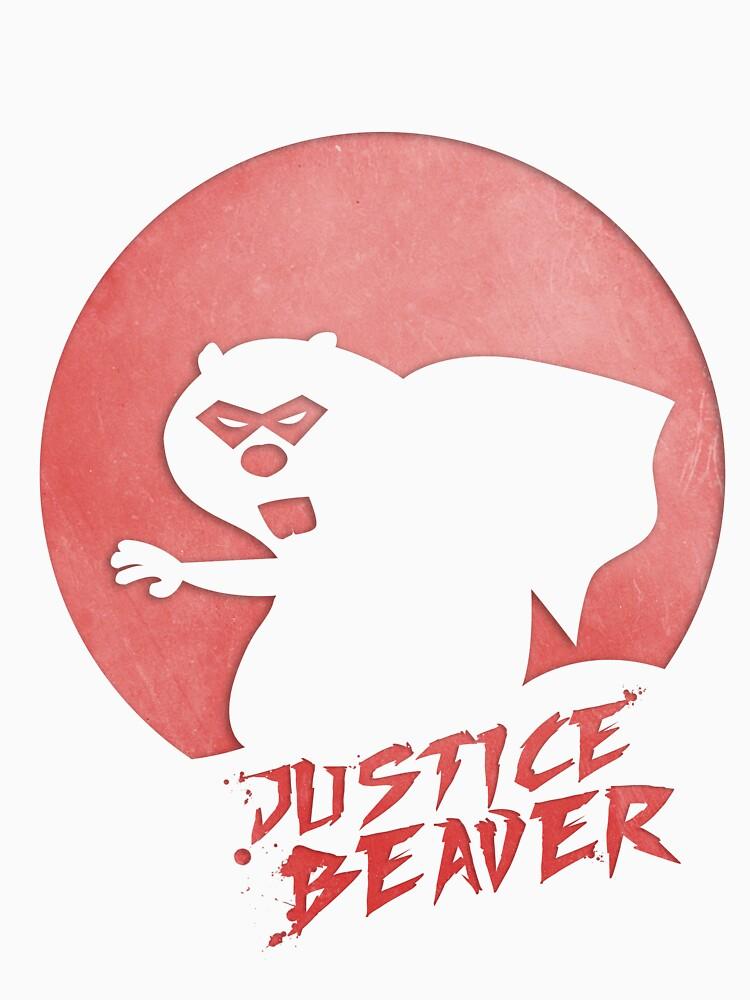 Justice Beaver | Unisex T-Shirt