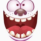Monster Collection - Face 16 by ccorkin