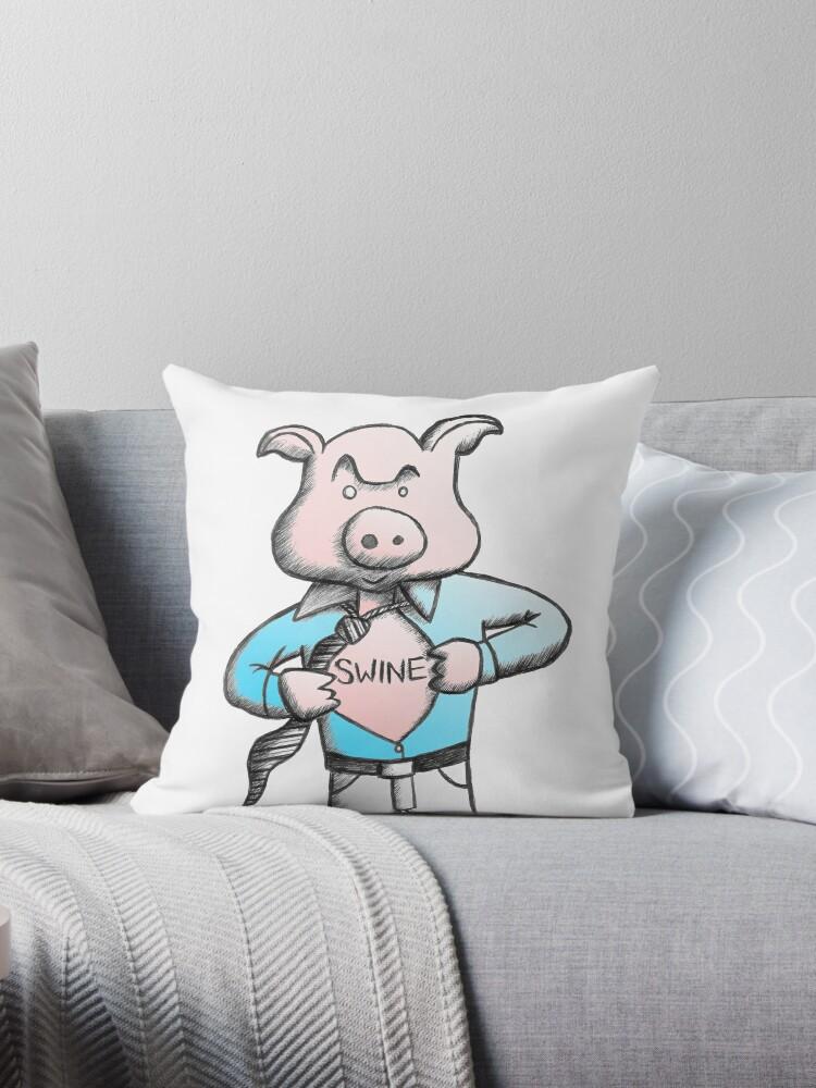 Swine by Paul Webster