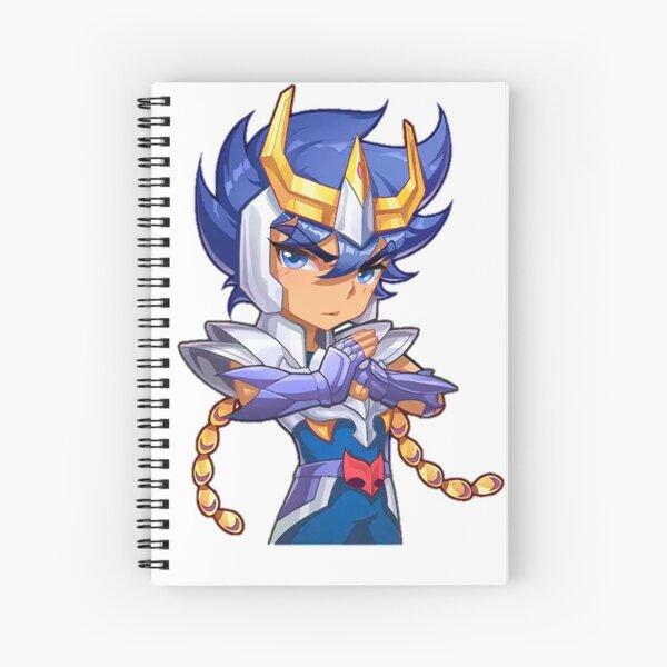 Ikki Phoenix Cuaderno de espiral