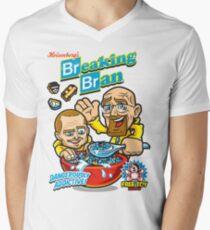Breaking Bran Men's V-Neck T-Shirt