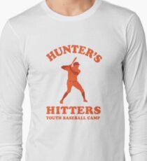 Hunter's Hitters (Orange Version) Long Sleeve T-Shirt