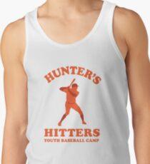 Hunter's Hitters (Orange Version) Tank Top