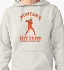 Hunter's Hitters (Orange Version) Pullover Hoodie