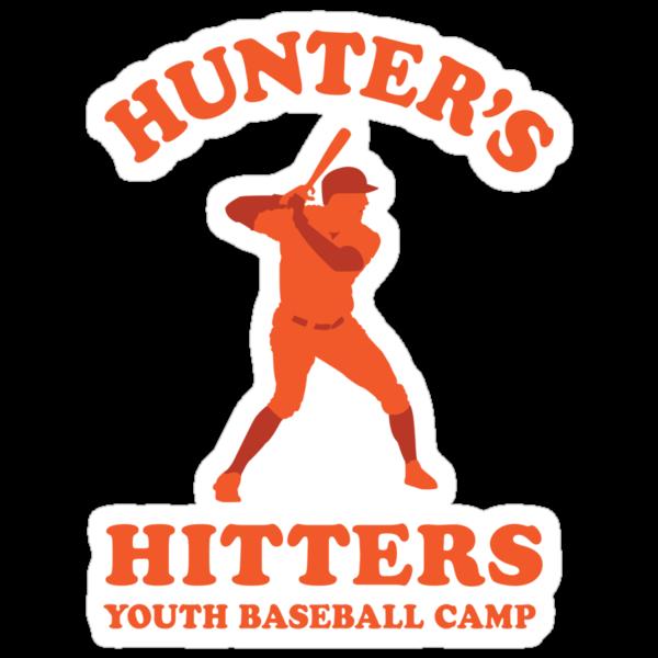 Hunter's Hitters (Orange Version) by swiener