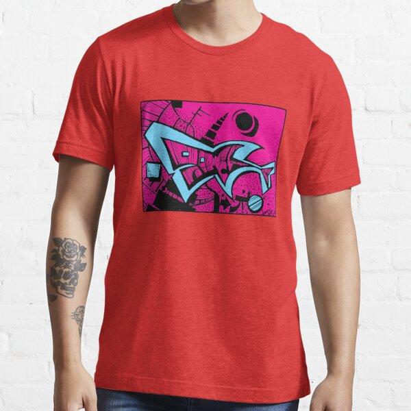 Surf Shark Art Tee by Frank Louis Allen Essential T-Shirt