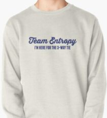 Team Entropy (Dark Text) Pullover