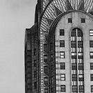 Chrysler Building by Mark scott