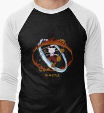 Poketar! Men's Baseball ¾ T-Shirt