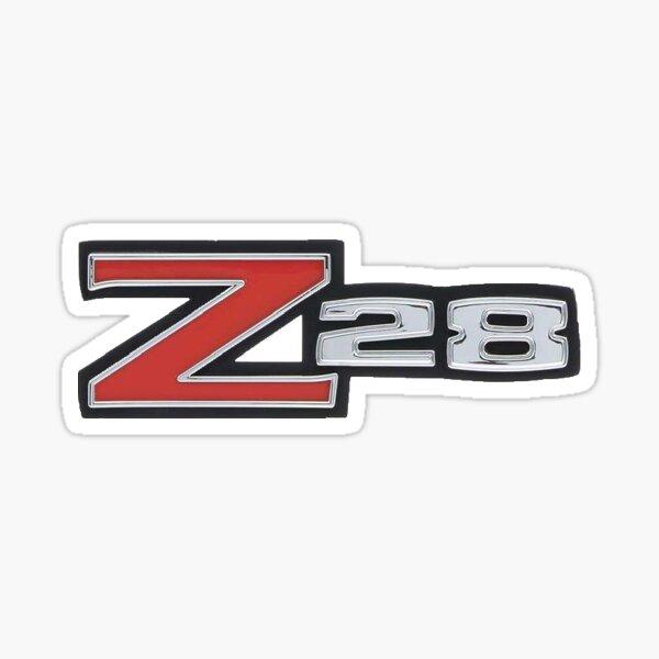 Z28 Camaro Emblem Sticker
