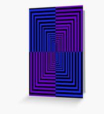 illusion Greeting Card