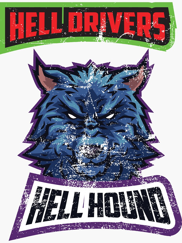 Hell Driver Hell Hound by 55hoser