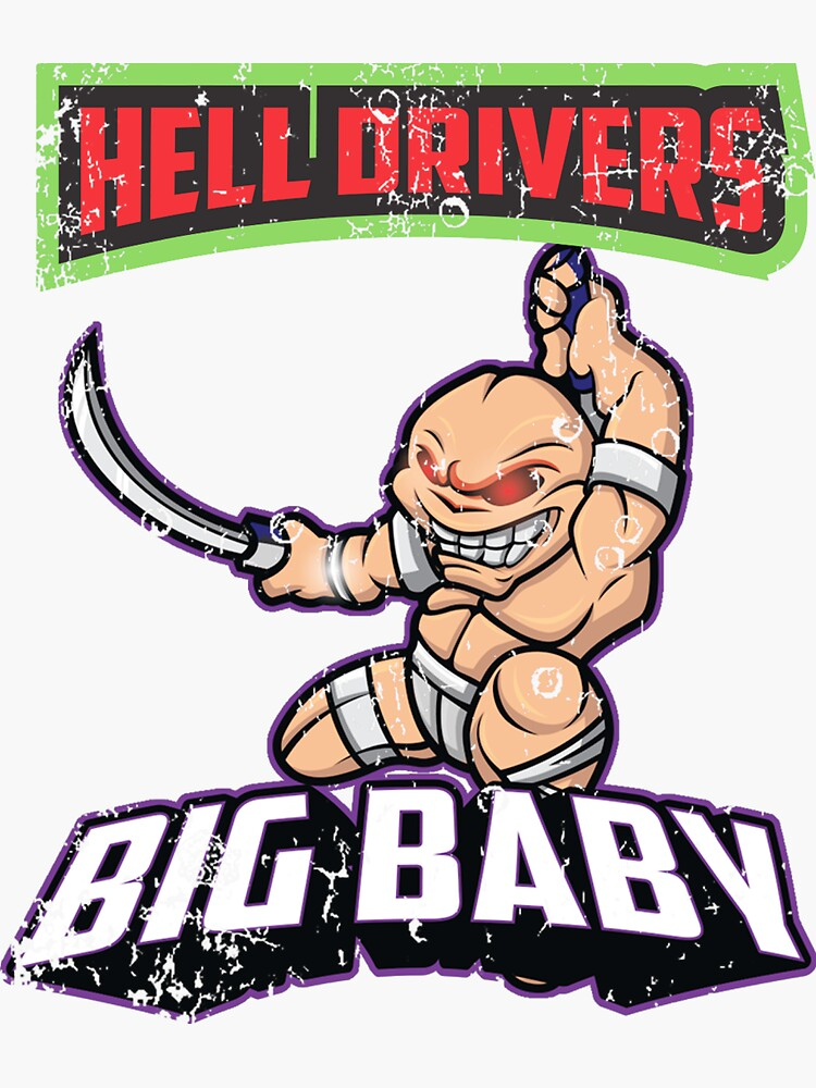 Hell Driver Big Baby by 55hoser