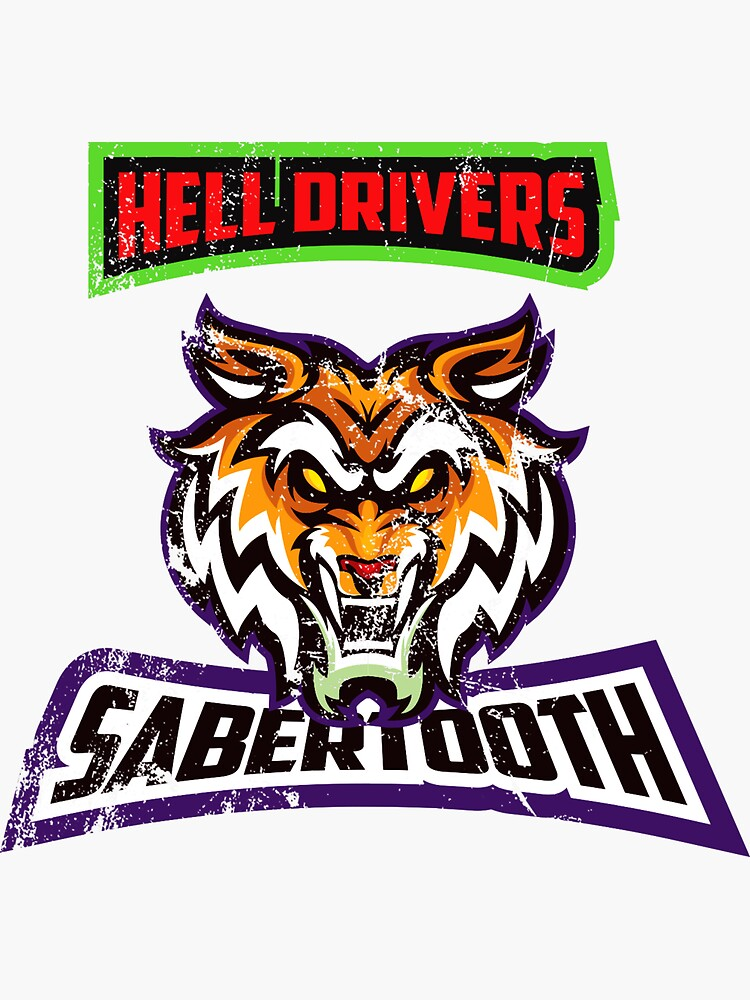 Hell Driver Saber-Tooth by 55hoser