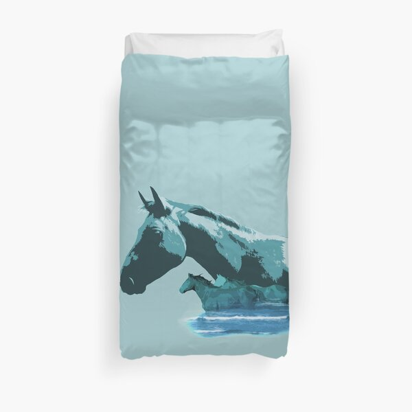 Horse Duvet Covers Redbubble