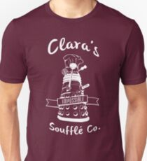 Clara's Impossible Soufflé Company (White) Unisex T-Shirt