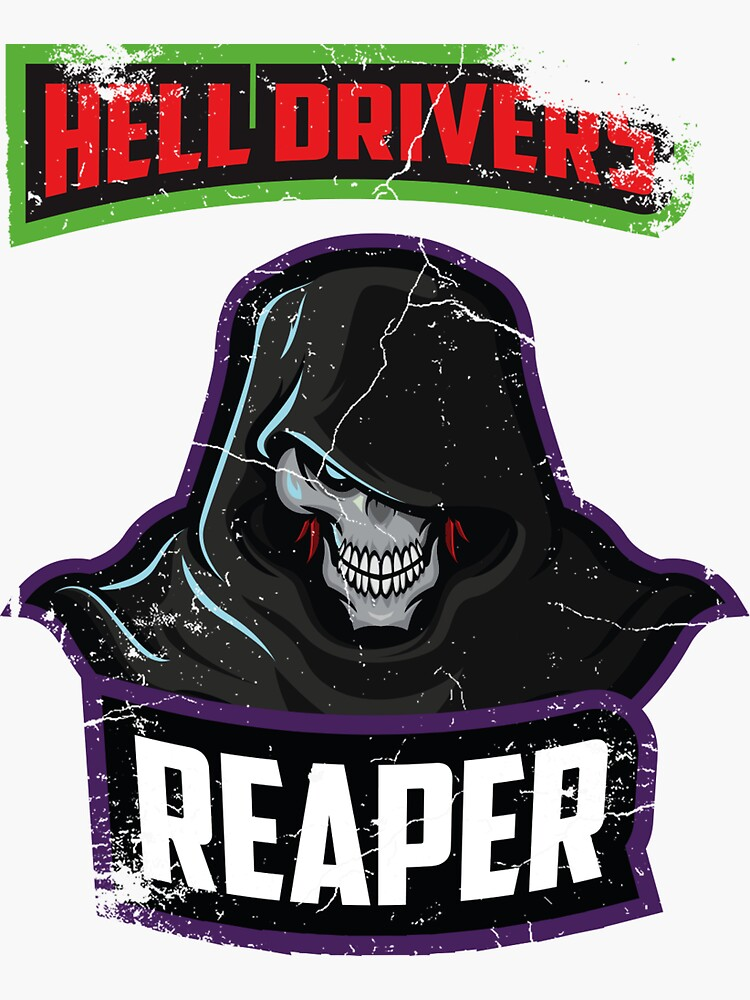 Hell Driver Reaper by 55hoser
