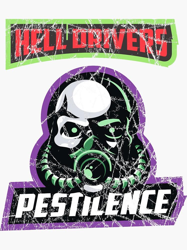 Hell Driver Pestilence by 55hoser