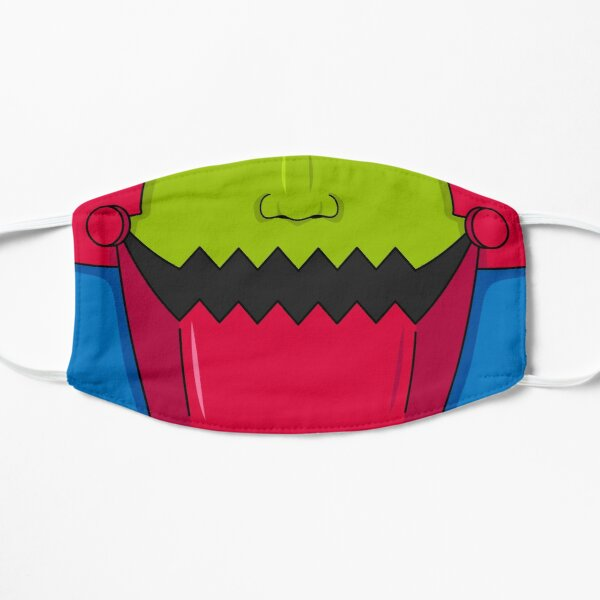 Trap Jaw Mask - Masters of the Universe He-Man MOTU Trapjaw Mask