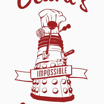 Clara's Impossible Soufflé Company (Red) by Beanafred