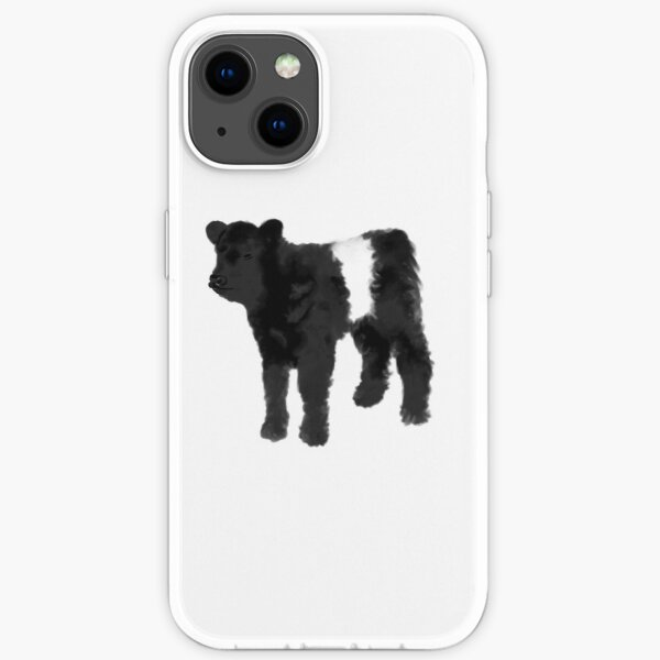 if Oreos were cows iPhone Soft Case