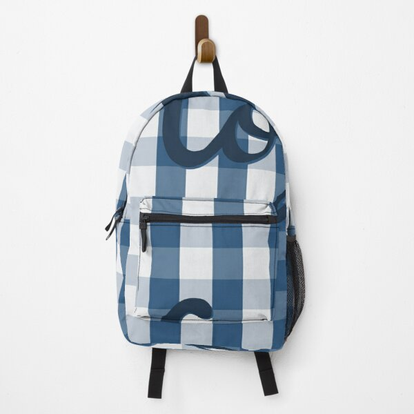 Cozy Buffalo Plaid  Backpack