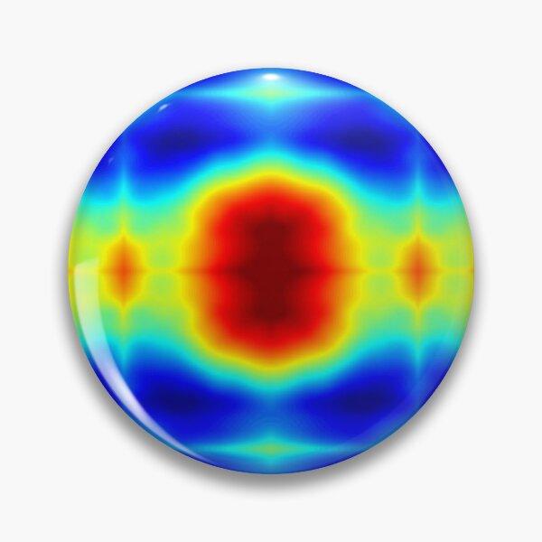 Colors Circle Pin