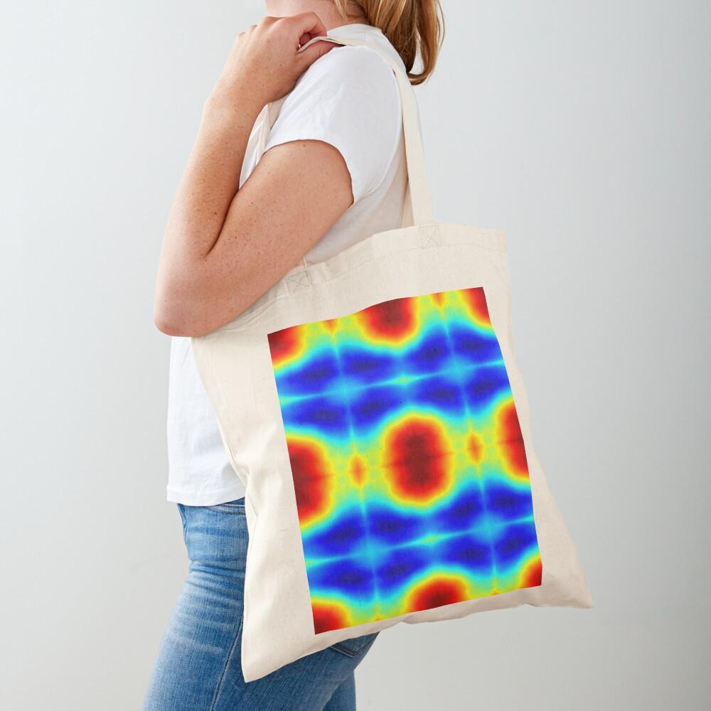 Colors Circle Tote Bag
