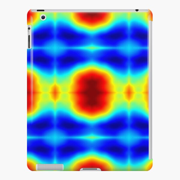Colors Circle iPad Snap Case