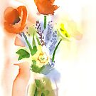 Spring Bouquet II by KipDeVore