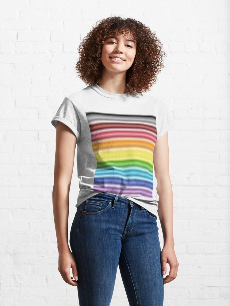 Alternate view of Colors Classic T-Shirt