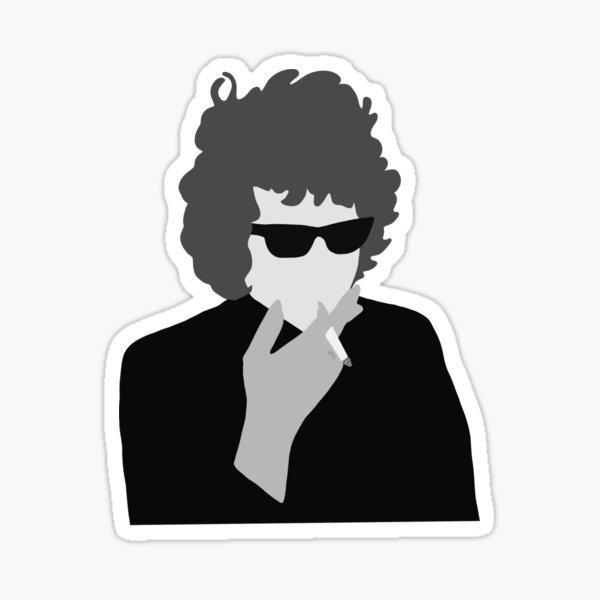 Bob Dylann Sticker