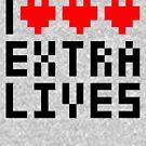 I <3 Extra Lives by suburbia