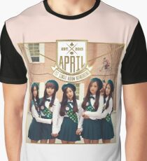 April 'Boing Boing' Graphic T-Shirt