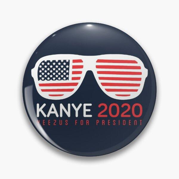 Yeezus pour le président Badge
