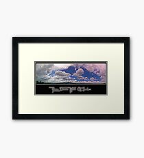 ©HCMS Home Clouds Movil C3 Series XIV Framed Print