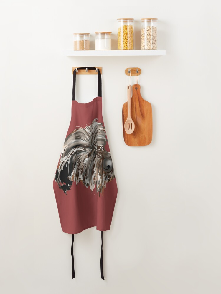 Alternate view of GRIFF ART Apron