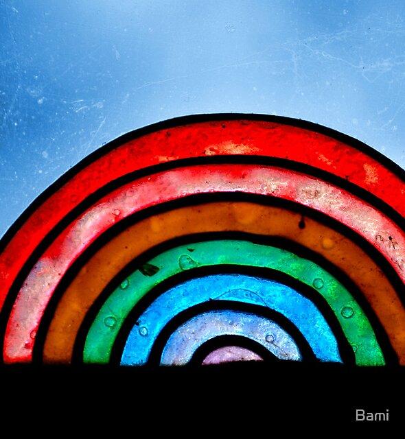 Glass Rainbow by Bami