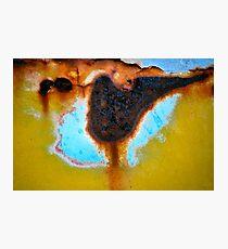 Acid Photographic Print