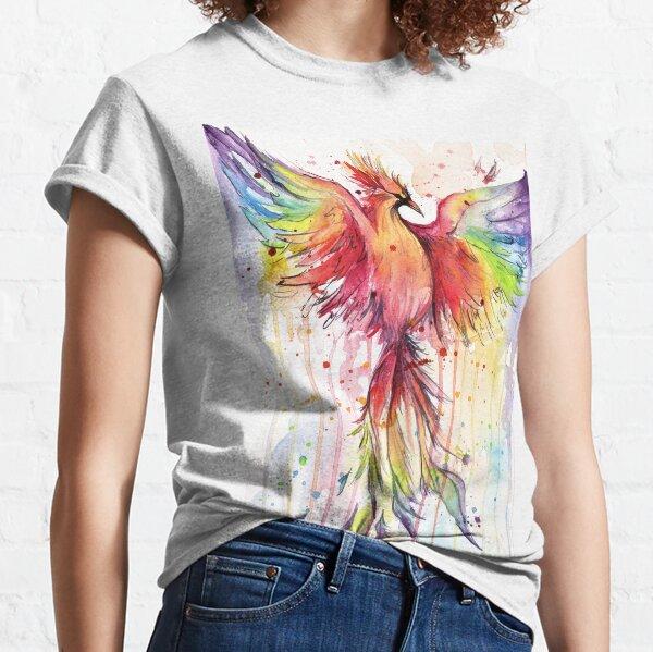 Rise of the Phoenix  Classic T-Shirt