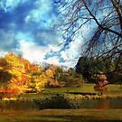 Sunny And Cloudy Day by Linda Miller Gesualdo