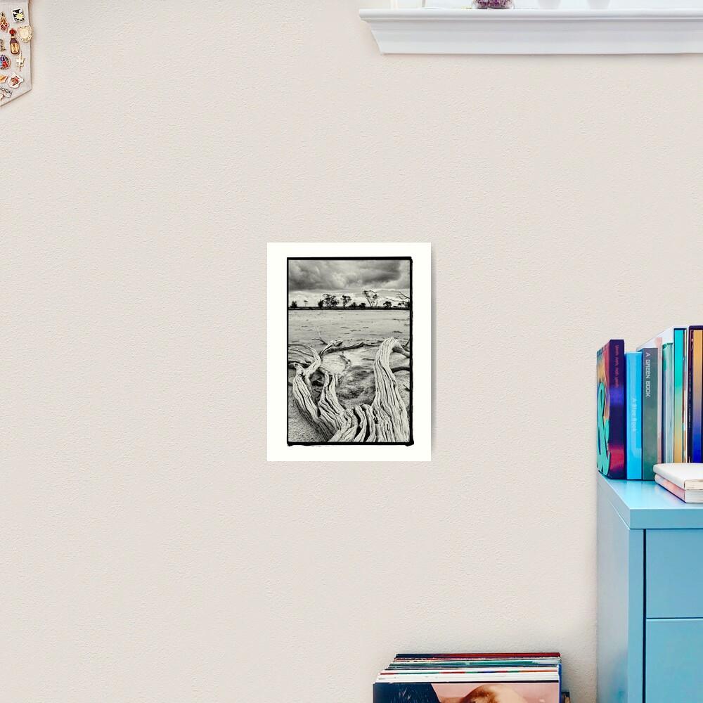 Yenyenning Lakes Art Print