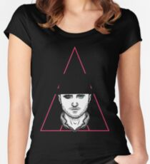 A Clockwork Pinkman Women's Fitted Scoop T-Shirt
