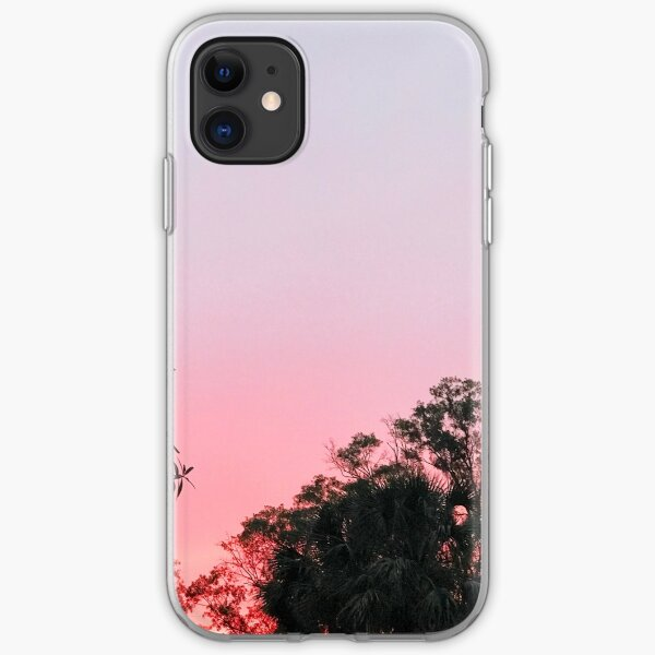 Tropical Sky iPhone Soft Case