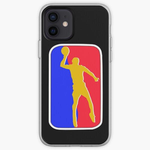 Nouveau logo Kobe Bryant NBA Coque souple iPhone